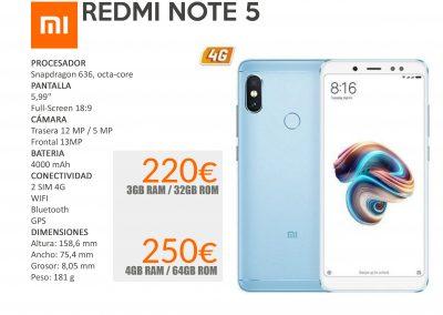 RedmiNote5